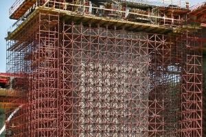 МОП ХСИ бетонирование моста