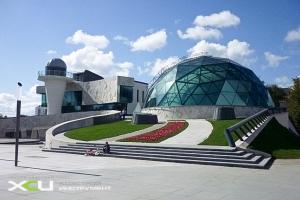 Светопрозрачные конструкции планетарий Ярославль