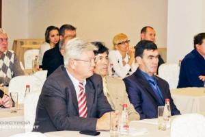 Участники строительного форума Астрахань