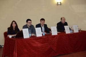 Участники уфимского строительного форума