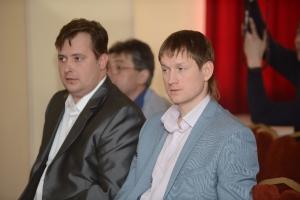 Слушатели строительного форума Уфа