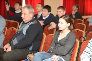 Посетители Уфимского инвестиционно строительного форума