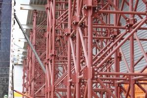 Мостовые опорные подмости