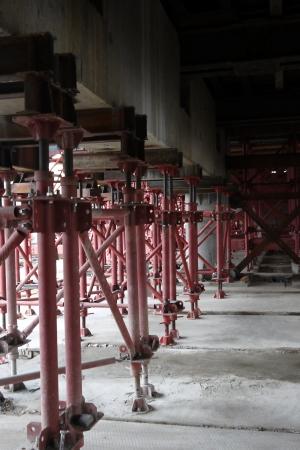 Мостовые опорные подмости (МОП ХСИ-20) вид1