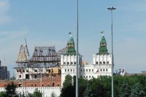 Опоры наружного освещения Москва
