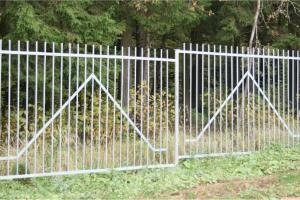 Забор для территории