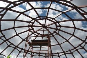 Светопрозрачный купол