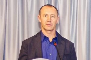 Доклад на форуме в Астрахани