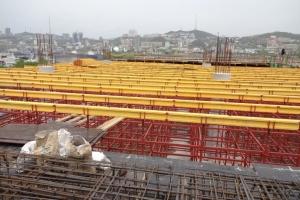 Строительство ТРЦ Владивосток