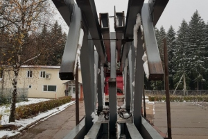 Выставка металлоконструкций ООО «Промстройкомплект»