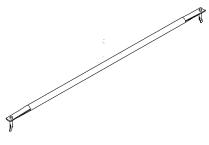 Раскос вертикальный